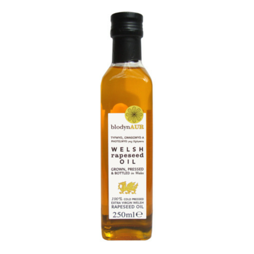 Blodyn Aur  Welsh Rapeseed Oil  250ml