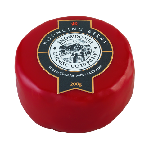 Snowdonia Cheese - Bouncing Berry