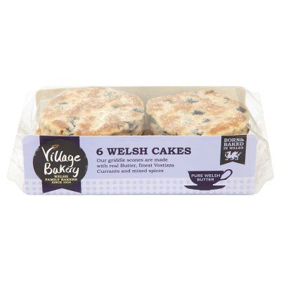 Village Bakery - Welshcakes
