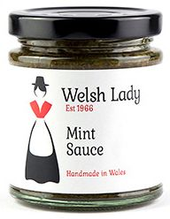 Welsh Lady Mint Sauce