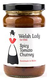 Welsh Lady Spicy Tomato Chutney